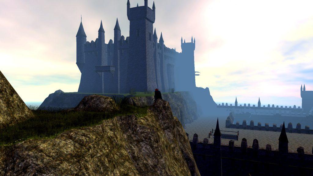 Highpeak Castle